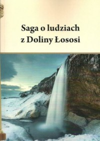 Saga o ludziach z Doliny Łososi - okładka książki
