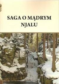 Saga o mądrym Njalu - Henryk Pietruszczak - okładka książki