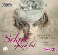 Sekret sprzed lat - Katarzyna Redmerska - pudełko audiobooku