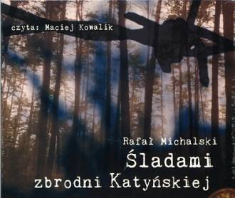 Śladami zbrodni Katyńskiej - pudełko audiobooku