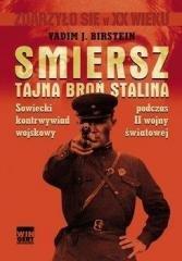 Smiersz. Tajna broń Stalina - okładka książki