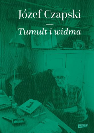 Tumult i widma - okładka książki