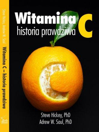Witamina C, historia prawdziwa. - okładka książki