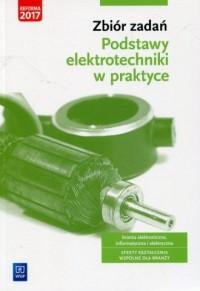 Zbiór zadań. Podstawy elektrotechniki - okładka podręcznika