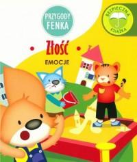 Złość. Przygody Fenka - Magdalena - okładka książki