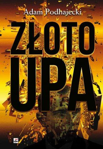 Złoto UPA - okładka książki