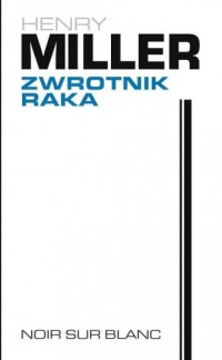Zwrotnik Raka - okładka książki