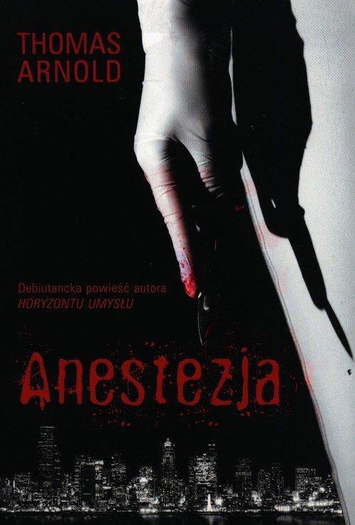 Anestezja - okładka książki