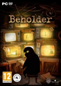 Beholder PC - Wydawnictwo - pudełko programu