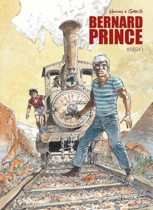 Bernard Prince. Tom 1 - okładka książki