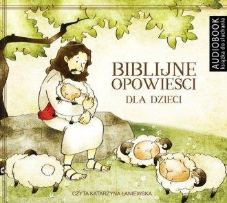 Biblijne opowieści dla dzieci - pudełko audiobooku
