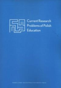 Current Research Problems of Polish - okładka książki