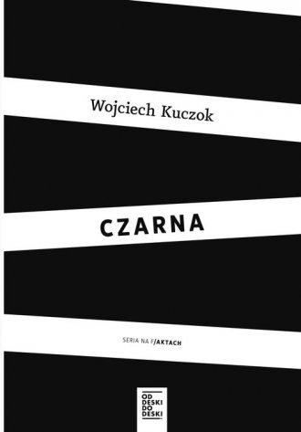 Czarna - okładka książki