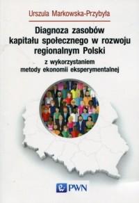 Diagnoza zasobów kapitału społecznego - okładka książki