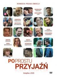 DVD Po prostu przyjaźń - Wydawnictwo - okładka filmu