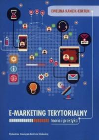 E-marketing terytorialny. Teoria - okładka książki