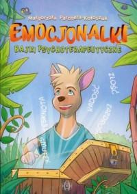 Emocjonalki - okładka książki