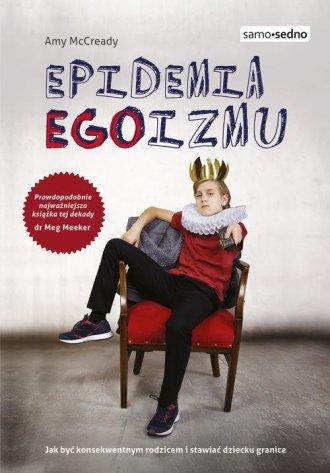 Epidemia EGOizmu - okładka książki