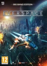Everspace PC - Wydawnictwo - pudełko programu