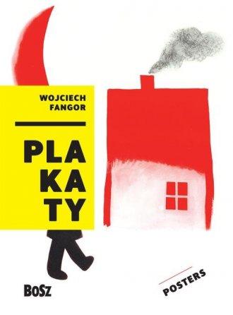 Fangor Plakaty - okładka książki