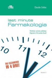 Farmakologia - okładka książki