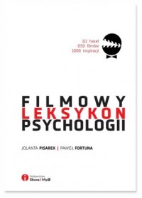 Filmowy Leksykon Psychologii - okładka książki