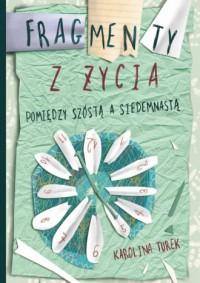 Fragmenty z życia Pomiędzy szóstą a siedemnastą - okładka książki