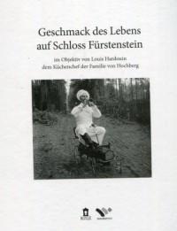 Geschmack des Lebens auf Schloss - okładka książki