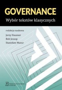 Governance. Wybór tekstów klasycznych - okładka książki