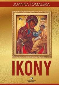 Ikony - okładka książki