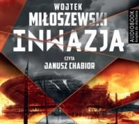 Inwazja - Wojciech Miłoszewski - pudełko audiobooku