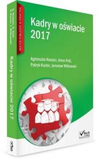 Kadry w oświacie 2017. Sektor publiczny - okładka książki