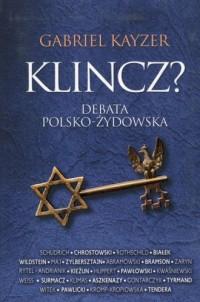 Klincz? Debata polsko-żydowska - okładka książki