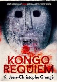Kongo Requiem - okładka książki