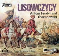 Lisowczycy - Antoni F. Ossendowski - pudełko audiobooku