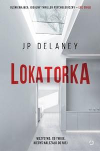 Lokatorka - okładka książki