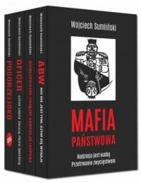 Mafia Państwowa. PAKIET - okładka książki
