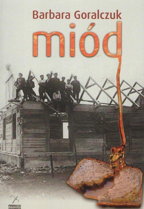 Miód - okładka książki