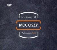Moc ciszy - Jan Konior SJ - pudełko audiobooku