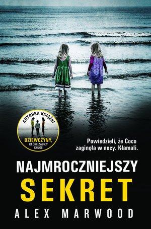 Najmroczniejszy sekret - okładka książki