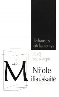 Pokój bez wstępu - Niole Miliauskaite - okładka książki