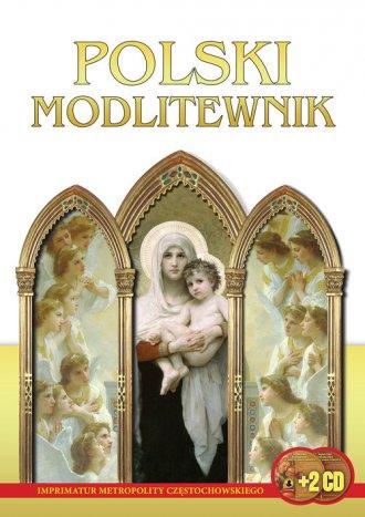 Polski Modlitewnik - okładka książki