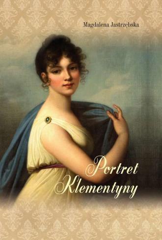 Portret Klementyny - okładka książki