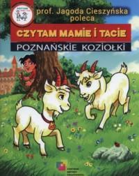 Poznańskie koziołki - okładka książki