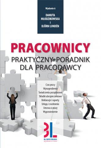 Pracownicy. Praktyczny poradnik - okładka książki