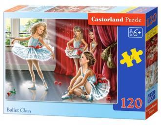 Puzzle 120 baletnice - zdjęcie zabawki, gry