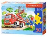Puzzle 30. Strażacy - zdjęcie zabawki, gry