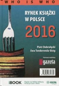Rynek książki w Polsce 2016. Who - okładka książki