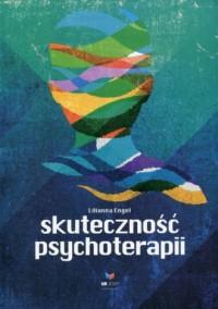 Skuteczność psychoterapii - okładka książki