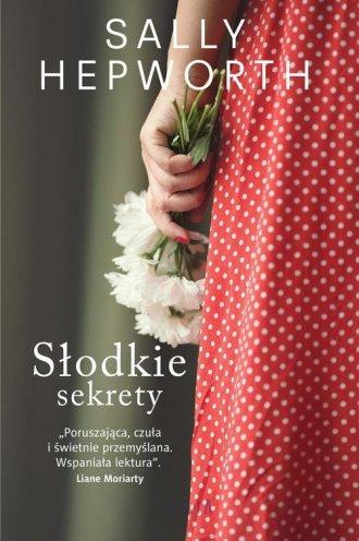 Słodkie sekrety - okładka książki